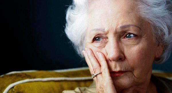 Elder Abuse Woman